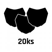 20 minitabuliek +18,00€