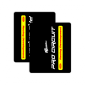 PROCIRCUIT BLACK/YELLOW +14,90 €