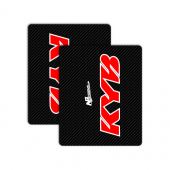 KYB CARBON BLACK/RED +14,90 €